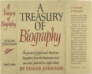 A treasury of biography.