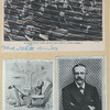 [A sheet with three portraits of the Right Hon. Arthur James Balfour.]