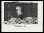 Mr. Bancroft in his library at Washington.