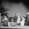 L to R: Ralph Roeder (as Randall Utterword), Effie Shannon (Hesione Hushabye), Erskine Sanford (Mazzini Dunn), Helen Westley (Nurse), Elizabeth Risdon (Ellie Dunn) and Albert Perry (Captain Shotover).