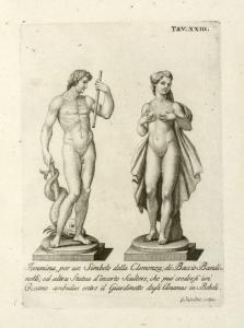 Femmina, per un Simbolo della ... Digital ID: 1105285. New York Public Library