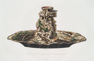 Bassin rocaille, collection de Mr. J. Bohn en Angleterre.