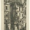 Tourelle de la rue de la Tixéranderie.