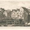 Partie de la cité de Paris vers la fin du XVIIe siècle.