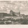 L'Ancien Louvre d'après une peinture de Zeeman.