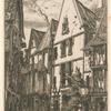 La rue des Toiles, à Bourges.