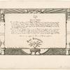 La loi lunaire [first plate].
