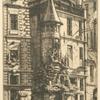 Tourelle de la rue de la Tixéranderie, Paris.