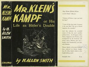 Mr. Klein's kampf; or, His life as Hitler's double.