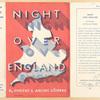 Night over England.