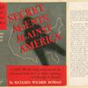 Secret agents against America.