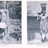 A Gwarri girl.; A Hausa trading woman.