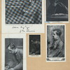 [A sheet with five portraits of James M. Barrie.]