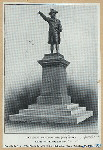 Monument to Commodore John Bary, father of the American Navy, erected by the Society of the Friendly Sons of St. Patrick, in Independence Square, Philadelphia, March 16, 1907