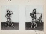 Wayang wong, Mangkunagaran. Djaikem (also Nyai Bei Mardusari or Bu Bei Mardusari) as Gatutkatja. Mangkunagaran, Surakarta, 1931-1937
