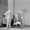 J.W. Austin (Colonel Pickering), Lynn Fontanne (Eliza Doolittle) and Reginald Mason (Henry Higgins).
