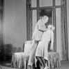 Lynn Fontanne (Eliza Doolittle) and Reginald Mason (Henry Higgins).