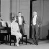 J.W. Austin (Colonel Pickering), Reginald Mason (Henry Higgins) and Lynn Fontanne (Eliza Doolittle).
