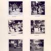 J2027-32. Street musicians and dancers. Batavia, 1938.