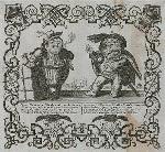 Don Alexander Wingbeard, an Indian Govenour, and Mynheer Bluff, a Dutch skipper