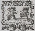 Terrible Standall, an Irish Rapparee, and Ferdinando Dreadnought, a Swiss officer