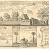S.W. prospect og William's fort at Whidah ; Great popo, or Torri Bay ; Several sorts of Fetissos ; Plan of Willia'ams fort