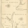 A map of the mouth of the River Kongo, or Zayre with the adjacent coast; Bay of Kabinda