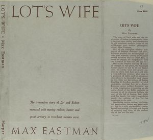 Lot's wife.
