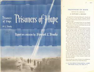 Prisoners of hope, report on a mission.