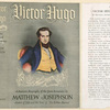 Victor Hugo, a realistic biography of the great romantic.