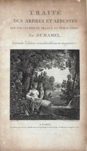 Traité des arbres et arbustes que l'on cultive en France en pleine terre