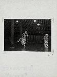 Java - Topeng: Ken Angrok. Ken Angrok, Krida Beksa Wirama, Jogjakarta [Yogyakarta], February 1969. [MR 18]