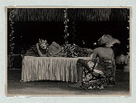 "Java - Topeng: Ken Angrok. Wayang Topeng. Play: ""Ken Angrok."" Performance: at Java Institute, Jogjakarta [Yogyakarta], 193?. [6]"