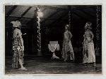 "Java - Topeng: Ken Angrok. Wayang Topeng. Play: ""Ken Angrok."" Performance: at Java Institute, Jogjakarta [Yogyakarta], 193?. [7]"