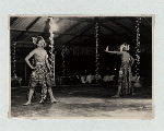 "Java - Topeng: Ken Angrok. Wayang Topeng. Play: ""Ken Angrok."" Performance: at Java Institute, Jogjakarta [Yogyakarta], 193?. [8]"