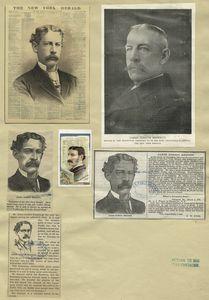 James Gordon Bennett [six portraits].