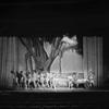 "Scene from ""Marco Millions"". Guild Theatre, 1928."