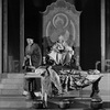 "Scene from ""Marco Millions"", Guild Theatre, 1928. Set and costumes designed by Lee Simonson."