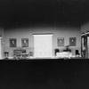 [Sitting Room in Mannon's mansion. Set designed by Robert Edmond Jones.]