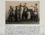 Pregiwa-Pregiwati (cont.) (Sidikwatjana, Pregiwa, Pregiwati and three clown-servants: Petruk, Bagong and Gareng).