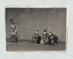 Java - Wayang Wong: Arjuna Wiwaha. Istana, Mangkunagaran, Surakarta.
