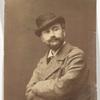 Portrait of Félix Buhot.