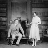 Lynn Fontanne as Ann Carr and Alfred Lunt as Raphael Lord.