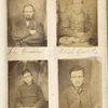 John Corcoran ; Patrick Castelloe ; Thomas Gibson ; Thomas Duffy.