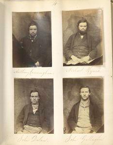 Anthony Cunningham ; Michael Hynes ; John Dolan ; John Gallagher.
