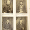 Edward Drummond ; Patrick Mc Mahon ; Henry Brown ; Thomas Whilston.