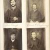 Dennis Dennys ; Edward O'Shaughnessery ; Thomas Tracy ; Patrick Mills.