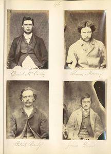 Daniel McCarthy ; Thomas Moroney ; Patrick Baily ; James Power.