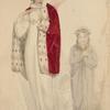 Promenade dress, January 1810