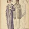 [Promenade dress, July 1810.]